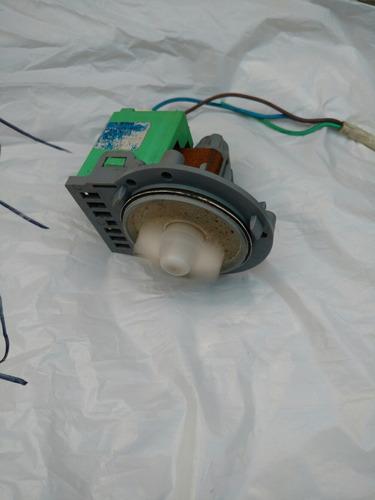 electro bomba de desagote lavarropas eslabón de lujo