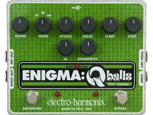 electro harmonix enigma q balls envelope filter para bajo