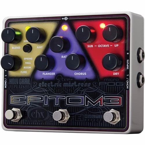 electro-harmonix epitome pedal multi efectos