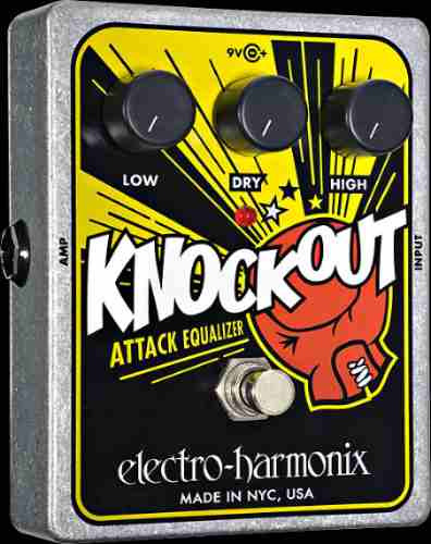electro harmonix knock out ecualizador realzador de freq