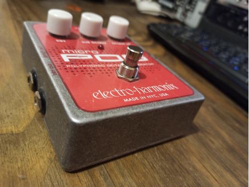 electro harmonix micro pog polyphonic octave