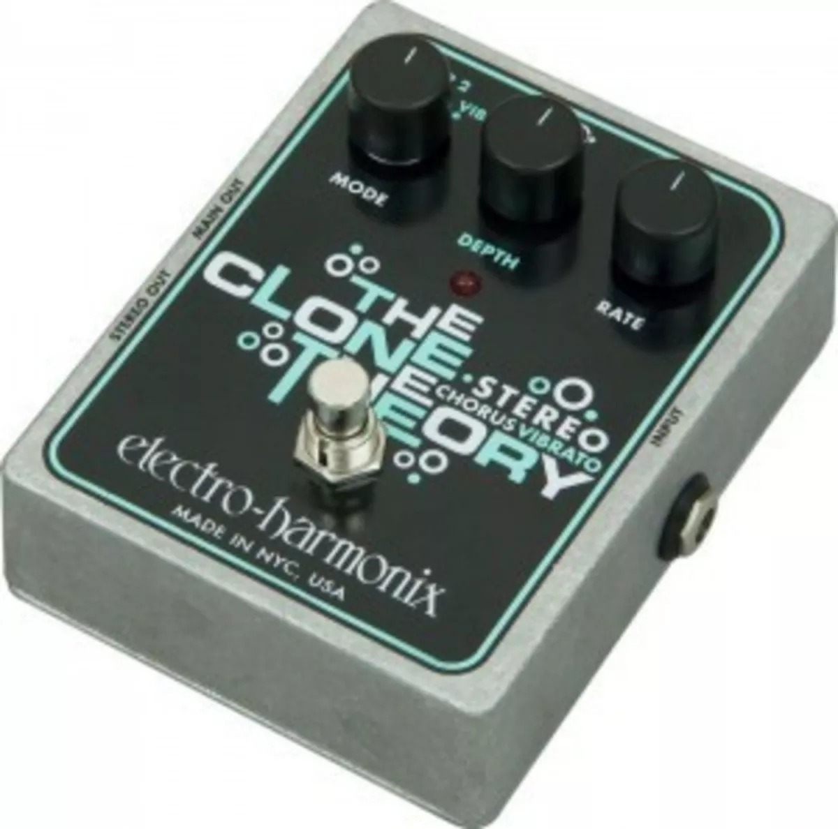 Electro-Harmonix Stereo Clone Theory Chorus