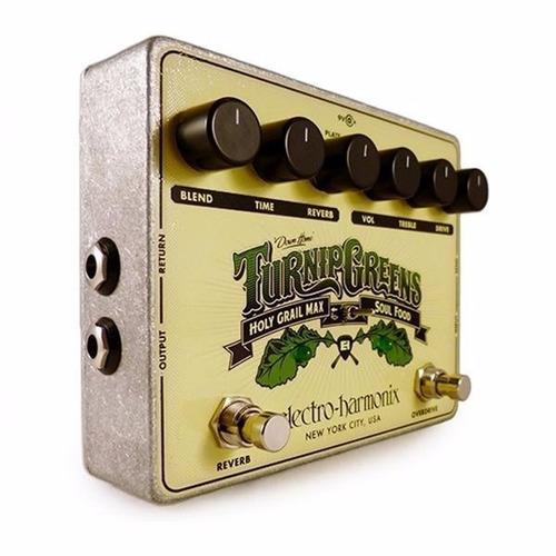 electro harmonix turnip greens (catrockmusicstore)