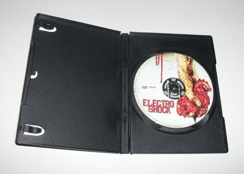 electro shock ( heartstopper ) robert englund - dvd original