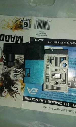 electro valvula mac 45a-lad-ddaj-1ka 24v cd