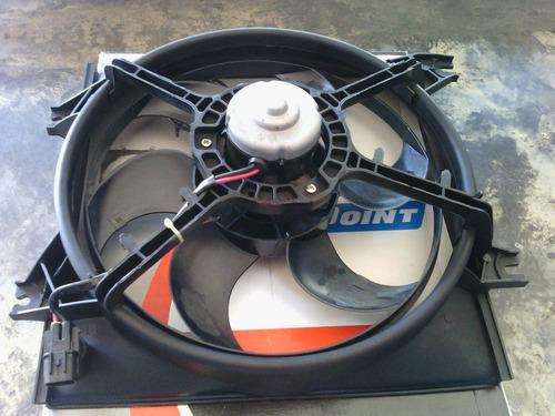 electro ventilador completo hyunday accent del 2000 -2002