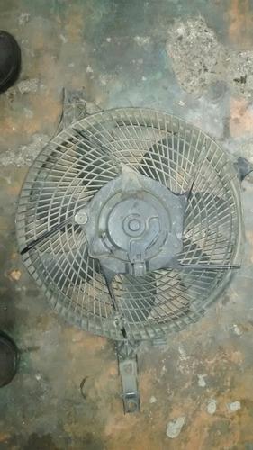 electro ventilador de nissan frontier original