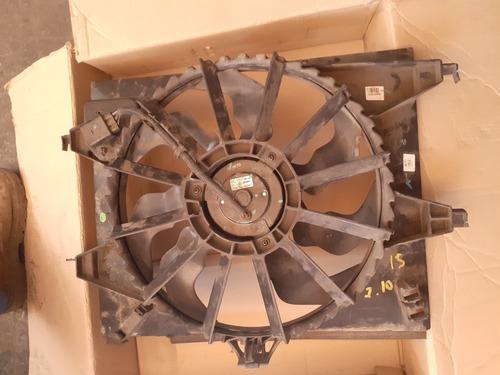 electro ventilador hyundai i-10 año 2015