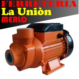 Electrobomba Centrifuga Laser 1/2hp Turbina De Bronce  Merlo