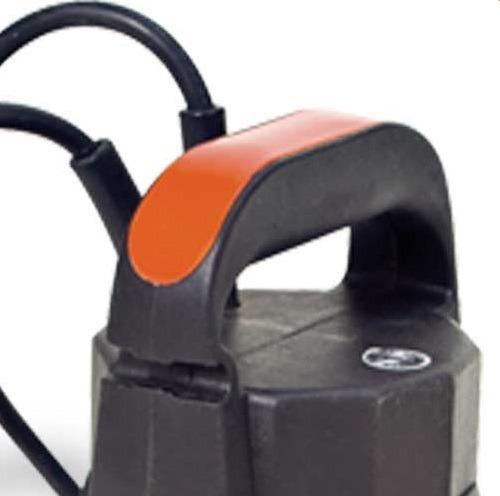 electrobomba sumergible doméstica. motor monofásico de ½ hp.