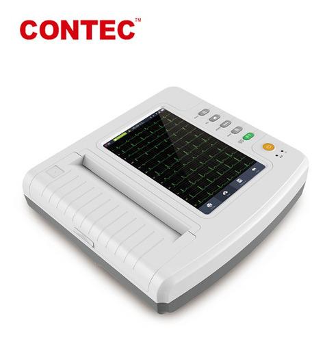 electrocardiografo 12 canal, pantalla 10,1   color, touch