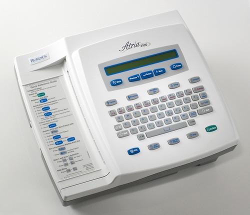 electrocardiografo papel atria