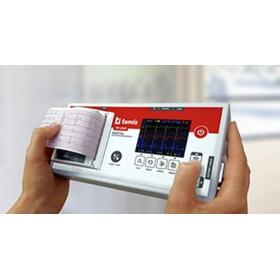 Electrocardiografo Veterinario Temis Tm1240