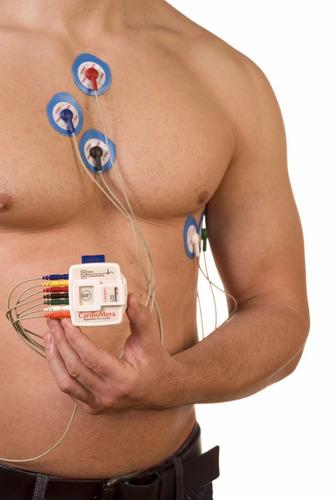 electrocardiograma y holter 24 hs a domicilio