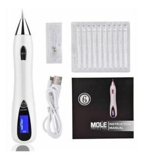 electrocauterio plasma pen con 10 repuestos mole