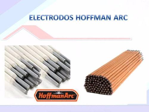 electrodo 6013 1/8 hoffman arc disponible 1kg
