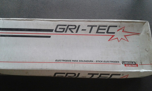electrodo 6013 3/32 gricon 33 lincoln