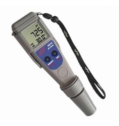 electrodo ad11p para medidor de ph adwa ad12 pocket tester