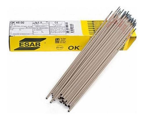 electrodo conarco esab 6013 13a 2,5mm x kg punta azul