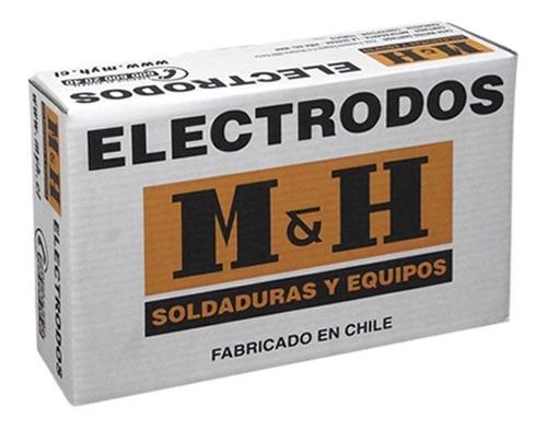 electrodo e-6013 1/8.   m&h 5 kg
