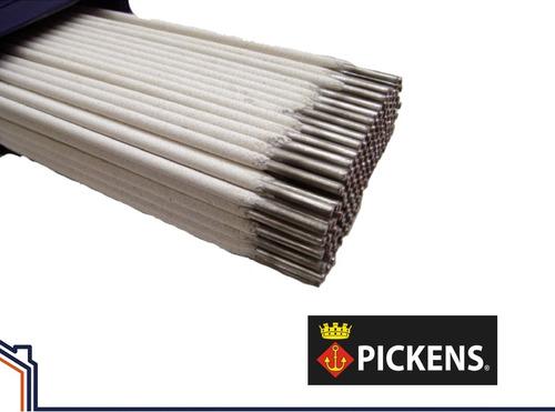 electrodo fino pickens 6013 3/32 2.5mm mayor tienda fisica
