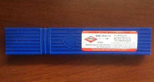 electrodo hierro colado aws enife-ci de 3/32