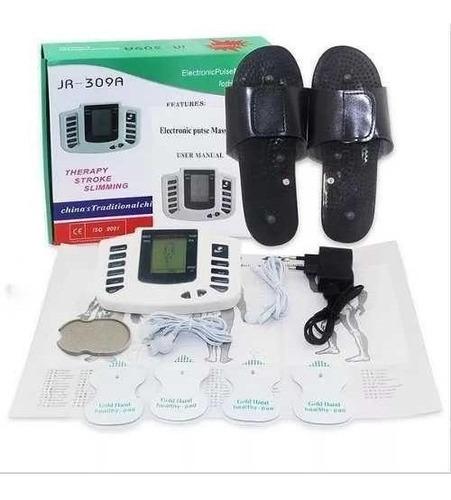 electrodo profesional electroestimulador masajeador ,terapia