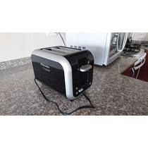 Tostadora Electrolux Con Función Descongeladora 735 W