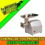 Molino De Carne 12mm Mark Bia 220v Capacidad De 120kg