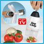 Picador Slap Chop Multiusos Para Ensalada En Tu Cocina Facil