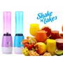 Licuadora Shake Take 3 - Juguera Portatil Vaso Demostable