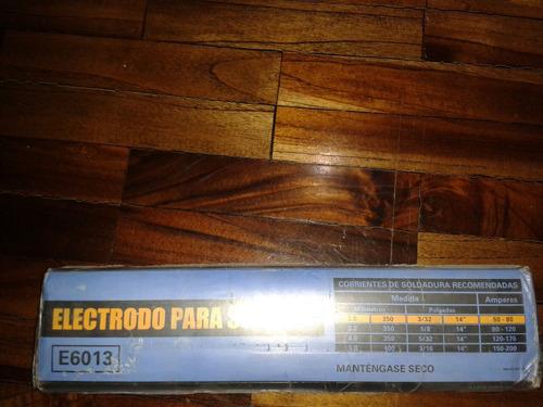 electrodos 3/32 6013 indura precio por paquete de 1/2 kilo