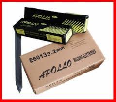 electrodos 6013 3/32 marca apollo americano