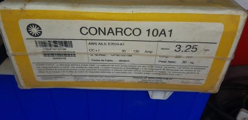 electrodos 7010 - 8010 bohler conarco y herramientas
