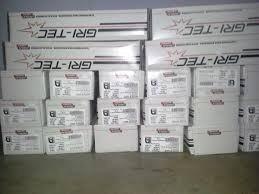 electrodos  7018     1/8       5/32   lincol