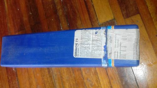 electrodos acero inoxidable 316 l,308 l,309 l , 3/32 y 1/8