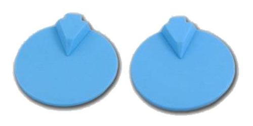 electrodos de carbono siliconados para equipos  de estética