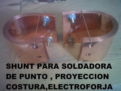 electrodos de cobre ,picos ,soldadoras de punto respuestos