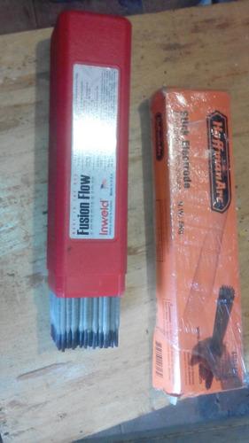 electrodos e7018, e6010 1/8 lincoln