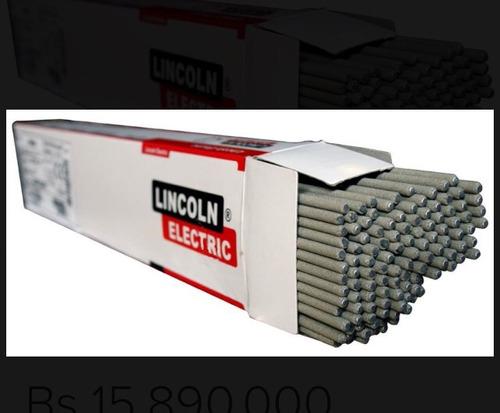 electrodos lincoln # 6013 1/8 y # 3-32