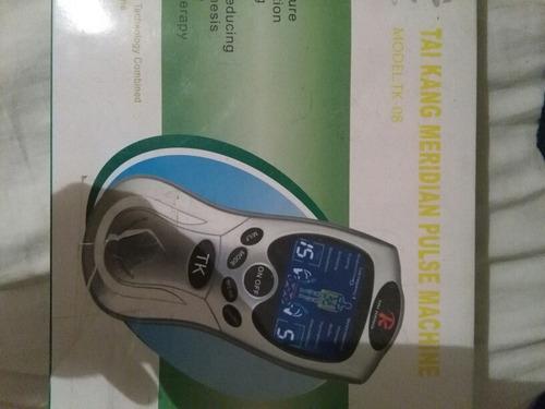 electrodos, masajeador, etc! excelente estado, poco uso