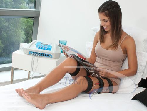 electrodos profesionales interferenciales cuadradas y austr.