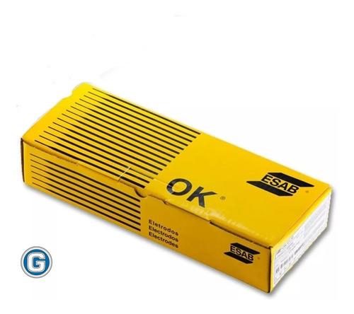 electrodos soldar esab ok de 2,5 x 20 kg conarco gramabi 13a