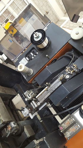 electroerosionadora por hilo sodick modelo ap 500 impecable