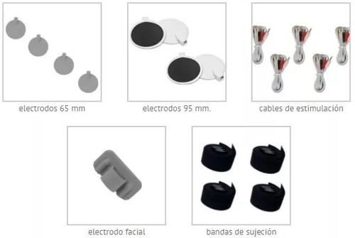 electroestica cec stim 4 canales corporal facial portatil