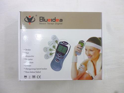 electroestimulador de gimnasia pasiva 4 electrodos massager