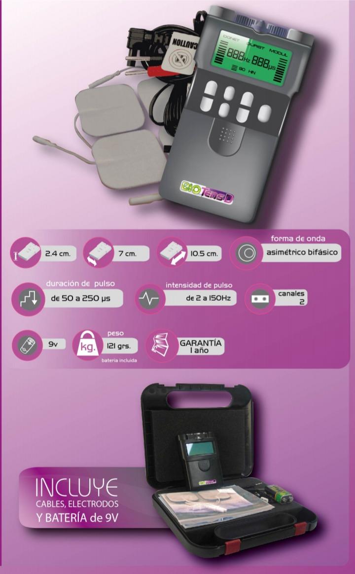 57778dafaf Electroestimulador Digital Tens..!!! -   1