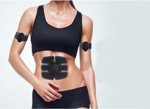 electroestimulador ems sport baja peso fortalece tonifica