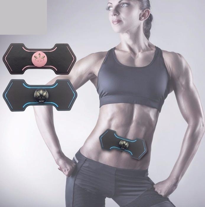 Electroestimulador Muscular Abdomen Brazos Electrodos - $ 729,00 en ...