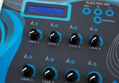 electroestimulador ondas rusas cuadradas teens 16